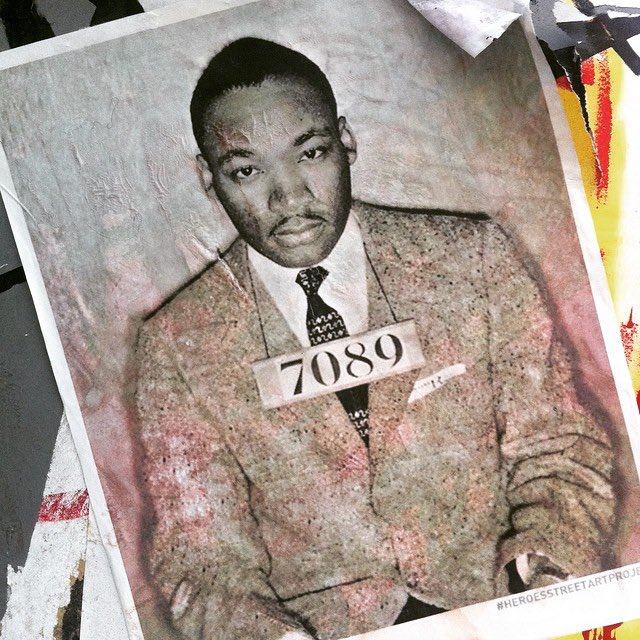 #MLK was a proponent of peace, but not 'false peace.' True peace includes the presence of justice. #MLKDay2016 https://t.co/Lauo2kopIx