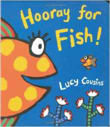 What are the best picture books starring fish children for Best fishing books