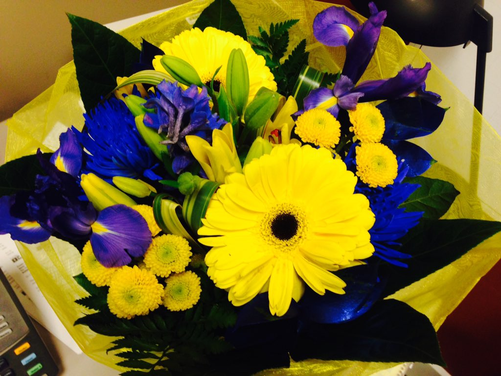 Christine louie on twitter ward1 ea is the best birthday flowers loading seems to be taking a while izmirmasajfo