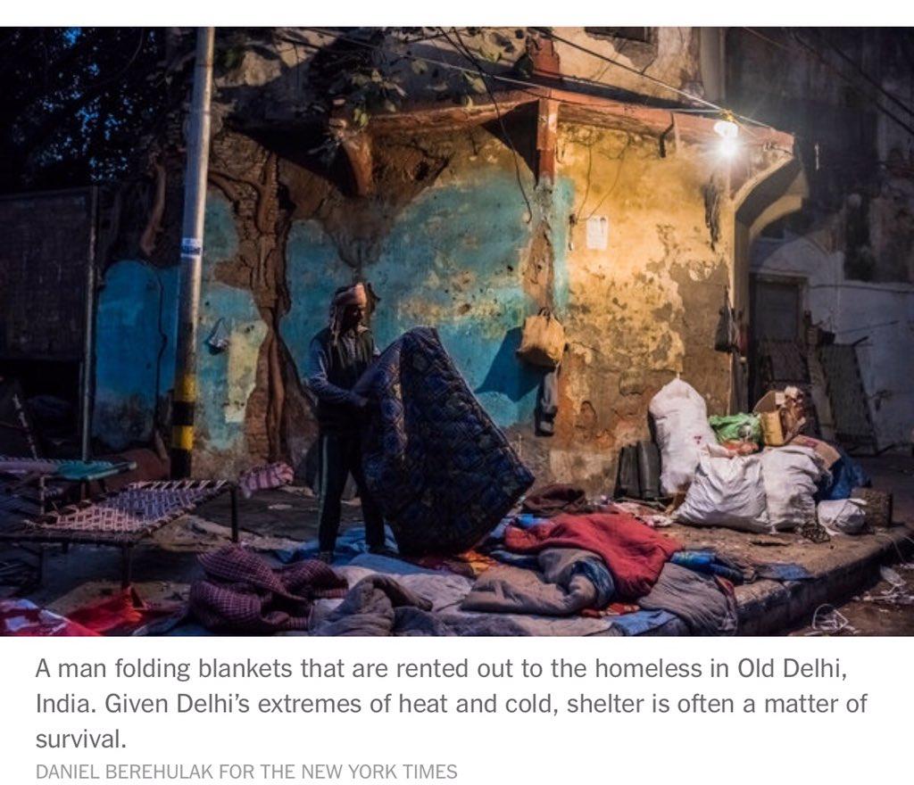 Le mafie dei sogni di New Delhi India