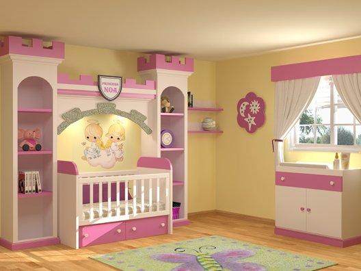 Monster estudio on twitter cuna castillo - Camas infantiles originales ...