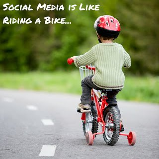 New! Social Media is Like Riding a Bike... Social-Hire https://t.co/XNjVtxa5gf #recruiting https://t.co/9hIFLtq8VA