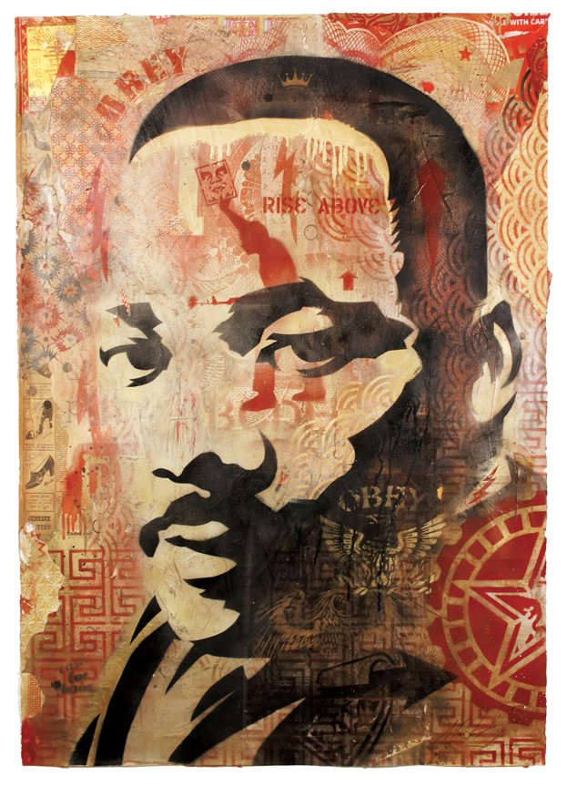 """Injustice anywhere is a threat to justice everywhere."" - Martin Luther King Jr. #MLKDay #obeygiant https://t.co/oMAE6lqEGo"