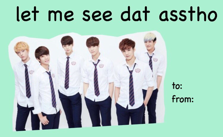 Kpop Valentine Cards On Twitter Submitted Astro Https T Co