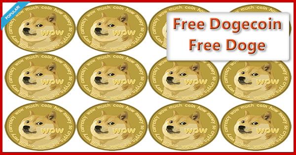 free cloud mining doge