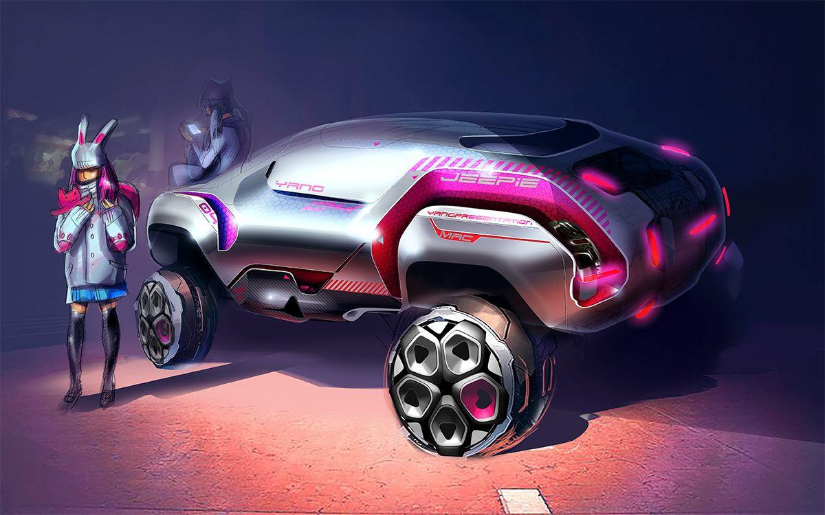 Car Design News On Twitter College Exhibition Art Center