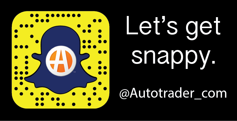 Autotrader On Twitter Follow Us Snapchat Tomorrow Well Be