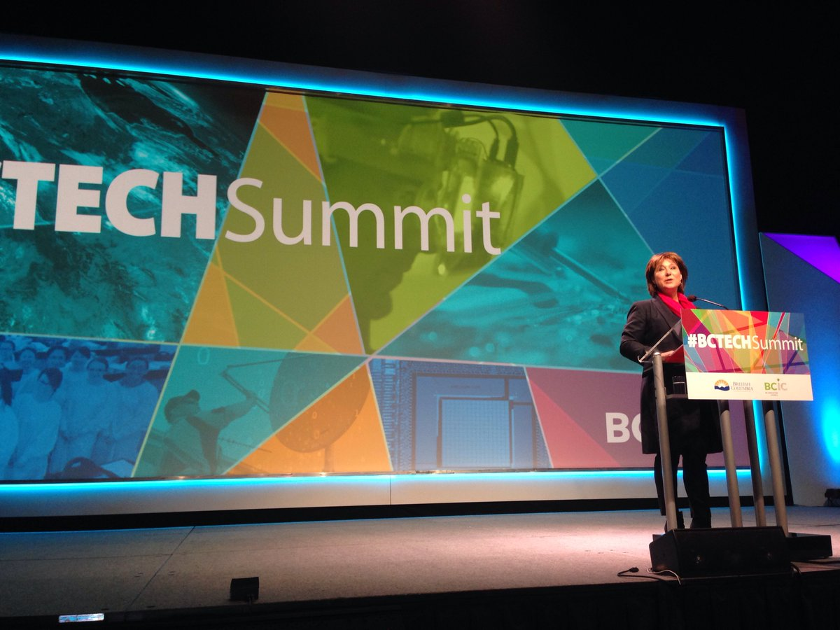 Coding in the classroom, for every BC student K-12 announced by @christyclarkbc at #BCTechSummit https://t.co/Bsv0YfEpJw