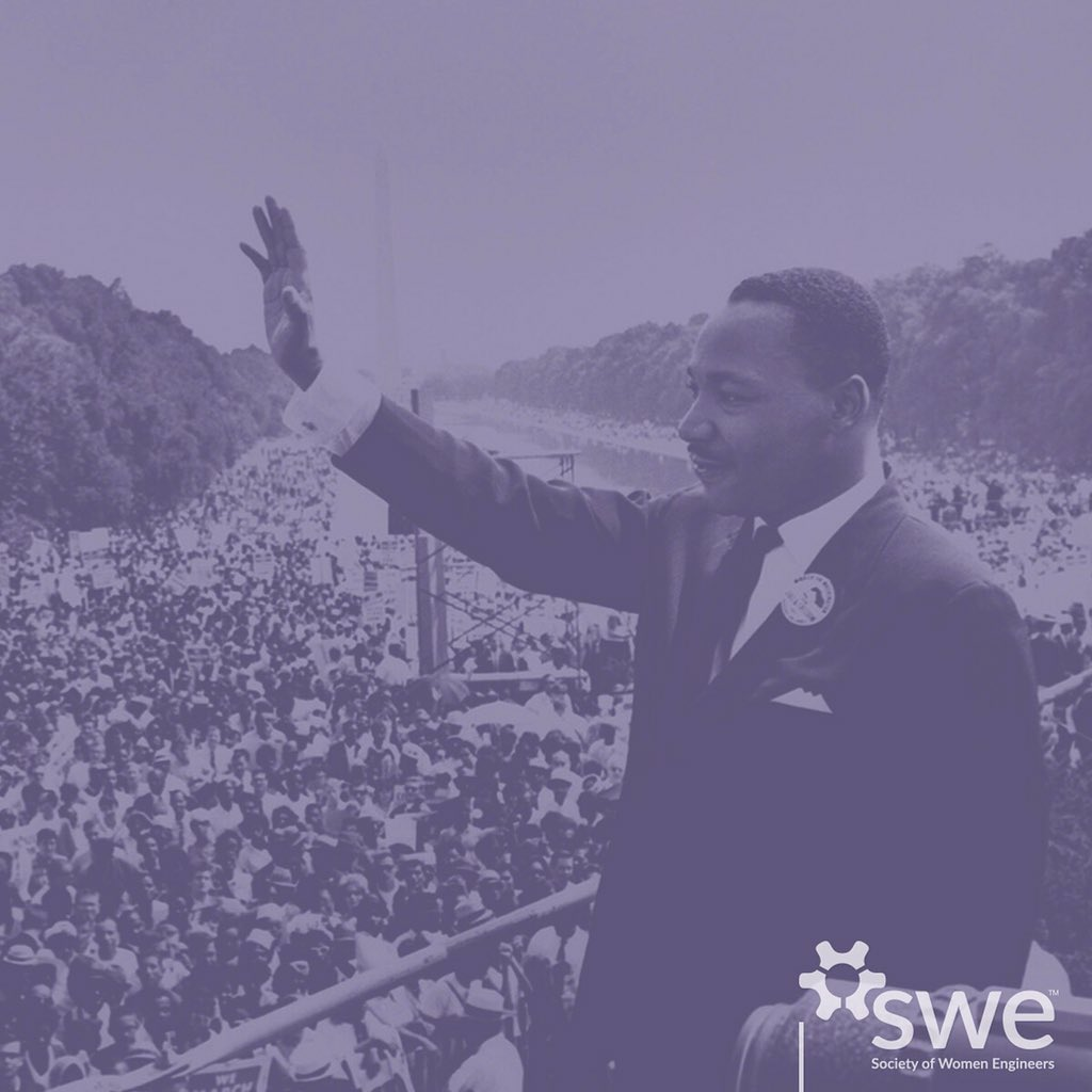 It all started with a dream. Happy #MLKDay! https://t.co/2PBWJwWfHa