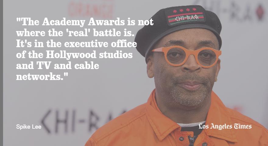 Spike Lee to boycott #Oscars2016 https://t.co/t2JDZ56i9H https://t.co/rYthRRWuna