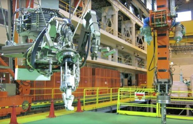 Toshiba's wrecking-bot will dismantle Fukushima