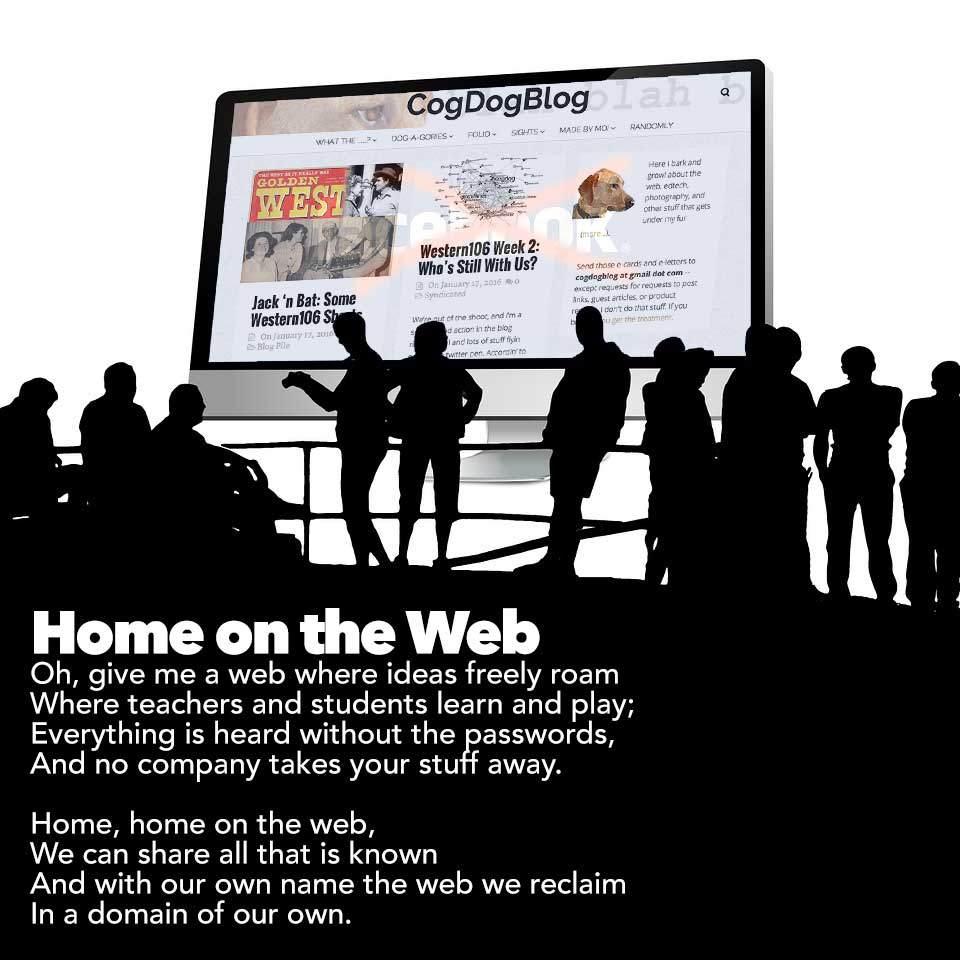 """""""Home, home on the web"""" @ds106dc #tdc1471 #ds106 #dailycreate https://t.co/n4ubnFzGpR"""