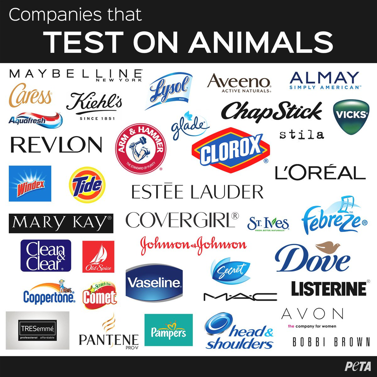 does mac test on animals 2016