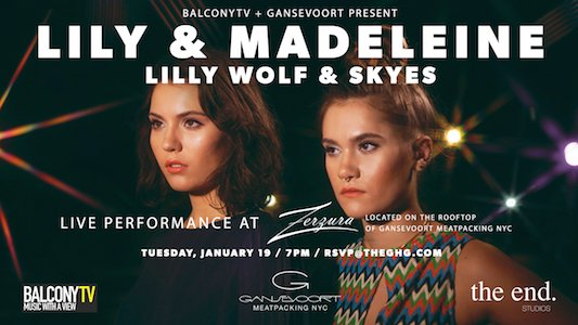 .@BalconyTVBK is back. Tomorrow, see @LilandMad, @skyesmusic + @lillywolf LIVE at Zerzura!  https://t.co/Tt9qCEgpE8 https://t.co/CrsComw21s