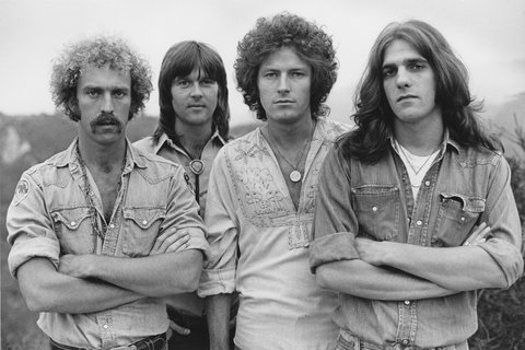 "RIP Glenn Frey. In December Don Henley told @sternshow Glenn ""was the captain of the ship and I was his first mate"" https://t.co/foDYn9B3pI"