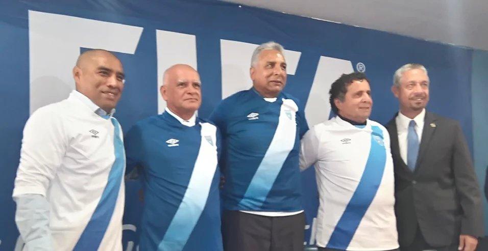 Juan Carlos Plata acompañara a Claverí en la selección