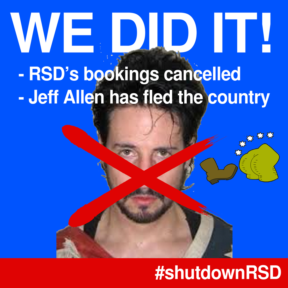 Shut Down RSD (@ShutDownRSD) | Twitter