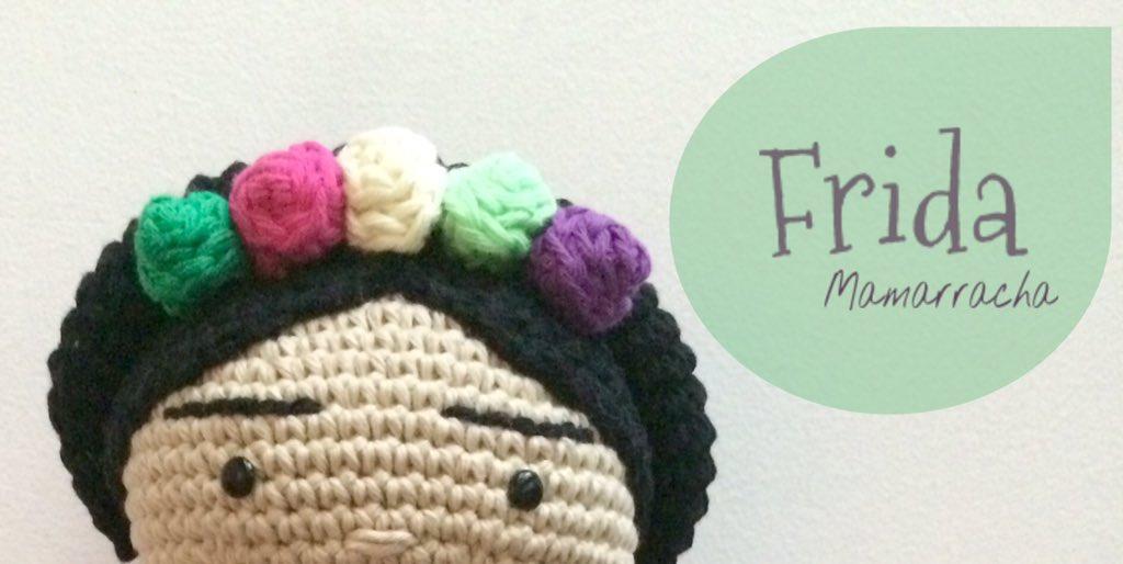 Amigurumi Frida Kahlo : Frida kahlo amigurumi no elo pixelando artesanatos a