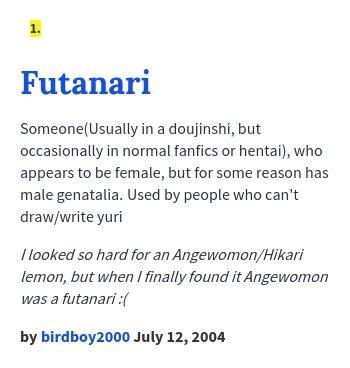 Yuri Urban Dictionary