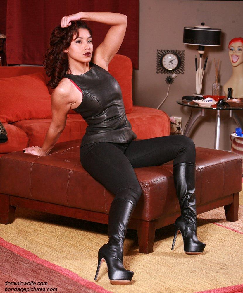 dominatrix dominated