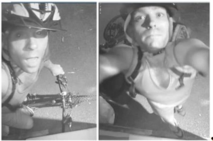 First let me take a selfie- before I steal this CCTV camera!  Know him? Call #CrimeStoppers on 1800333000 #Adelaide
