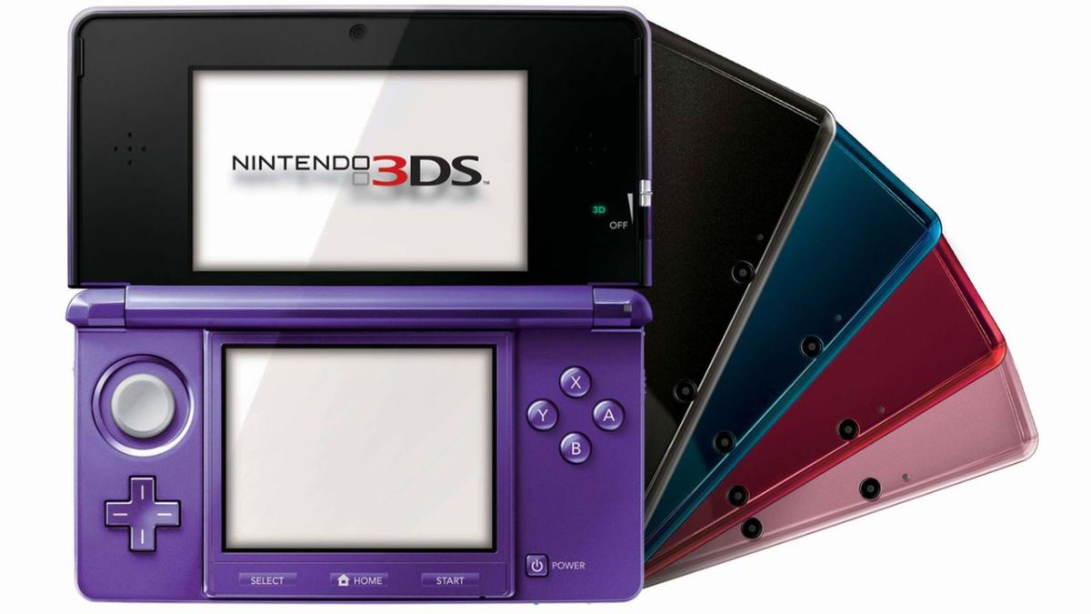 what color is your 3DS system? CZEA9pnUkAETzOH