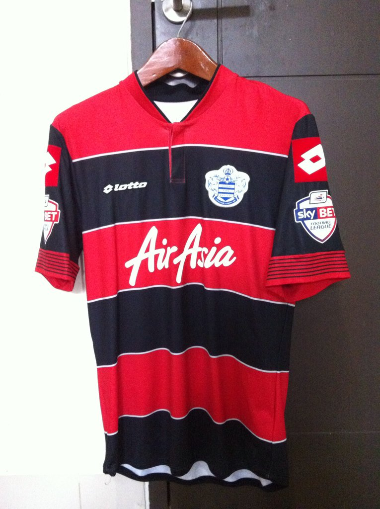 @RioMencret @jerseysneil QPR Away 13/14 • BNWT • Size M • All Ori • 400k • 08788659597 / 7CD4ED60. #jersey4sale https://t.co/cLqzuqELth