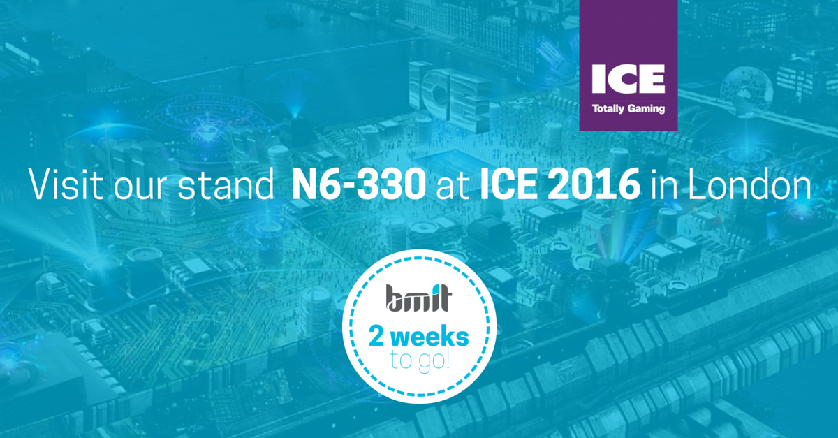 We're excited to be participating at #ICE2016 for another year! Come meet us at our stand https://t.co/lOLNdweg4n https://t.co/WvhOqnYUKo