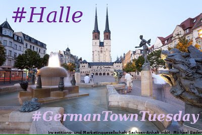 Thumbnail for Halle (Saale) Featured in #GermanTownTuesday