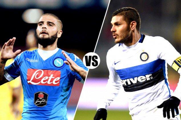 Rojadirecta: Come vedere NAPOLI-INTER Streaming Gratis e Diretta Rai Calcio TV Oggi (Coppa Italia TIM Cup)