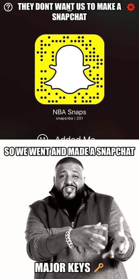 Snapchat memes