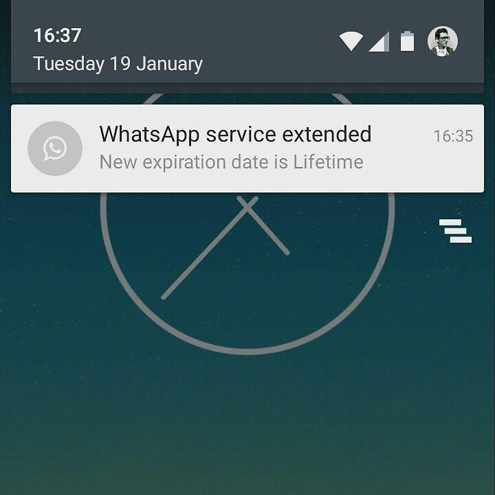 Whatsapp Gratis a Vita