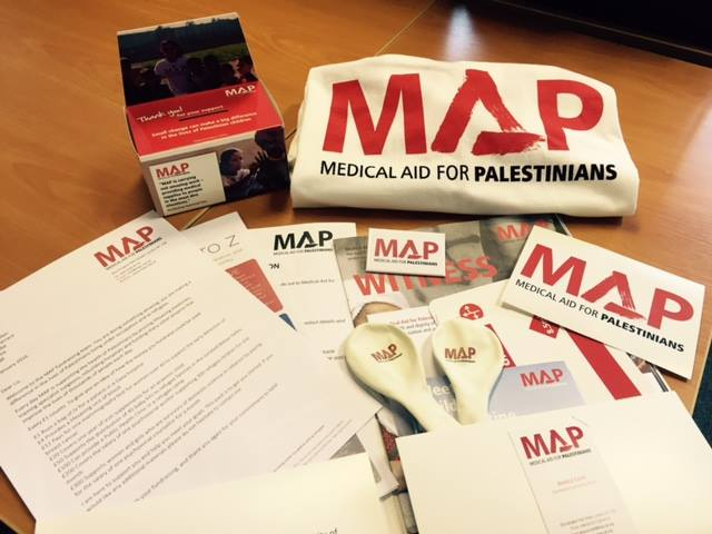 MedicAidPalestinians on Twitter Fundraising for MAP or planning – Map Uk Org