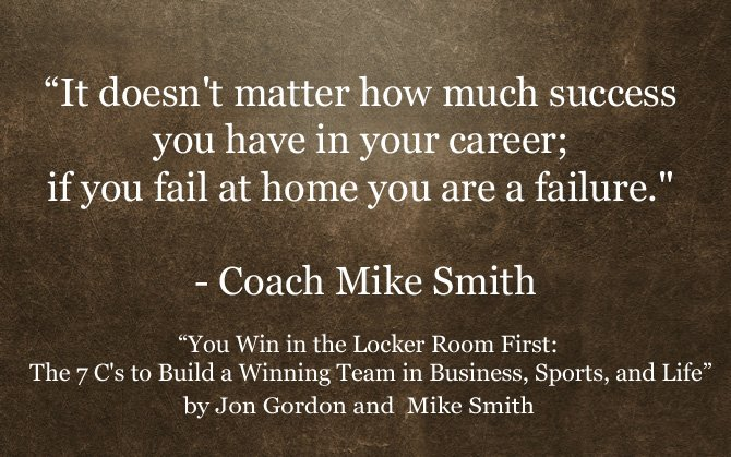 drew molitoris on powerful quote from coach mike smith
