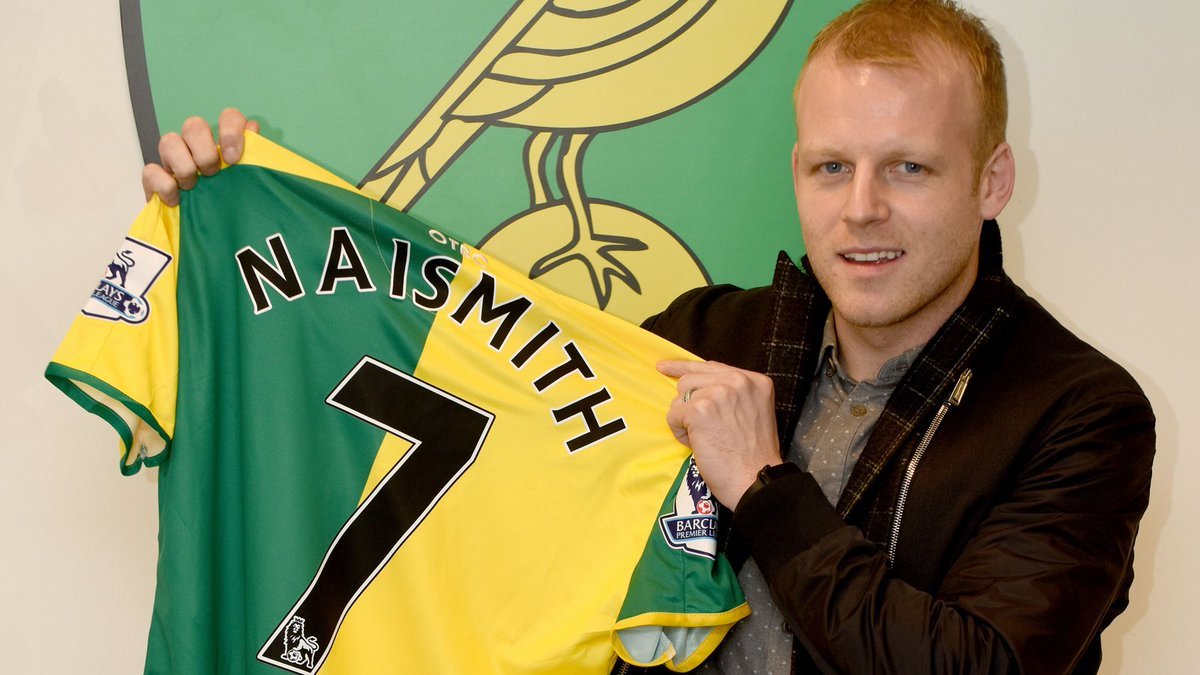 DONE DEAL | City sign @Everton forward Steven Naismith for an undisclosed fee: https://t.co/UlaZMwzBmv #ncfc https://t.co/TuCFyZ92Vv