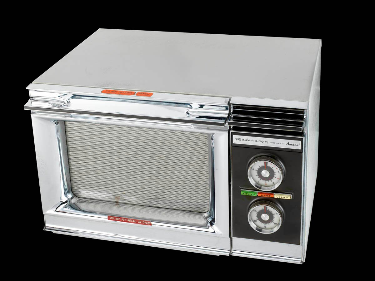 National Museum Of American History On Twitter Microwave