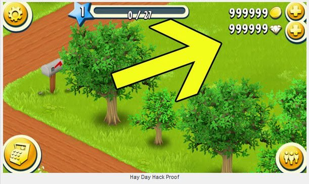 Hay day hack free