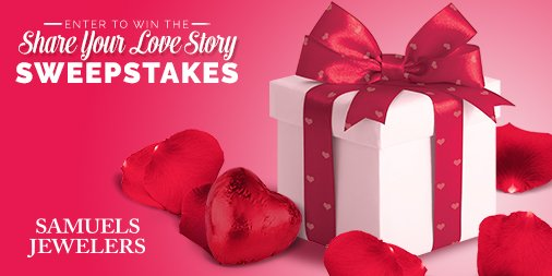 Have you told us YOUR Love Story yet in our #Sweeps? Do so for an extra entry, enter 1st https://t.co/fHzOOVAWHg https://t.co/nKtvi3fOsu