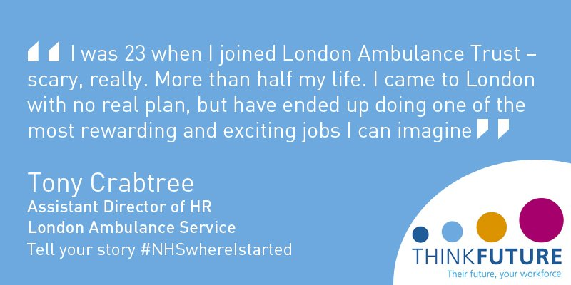 Another contribution  for #NHSwhereIstarted from @ldn_ambulance https://t.co/wmJ27iFIKP https://t.co/q71L7LYuP7