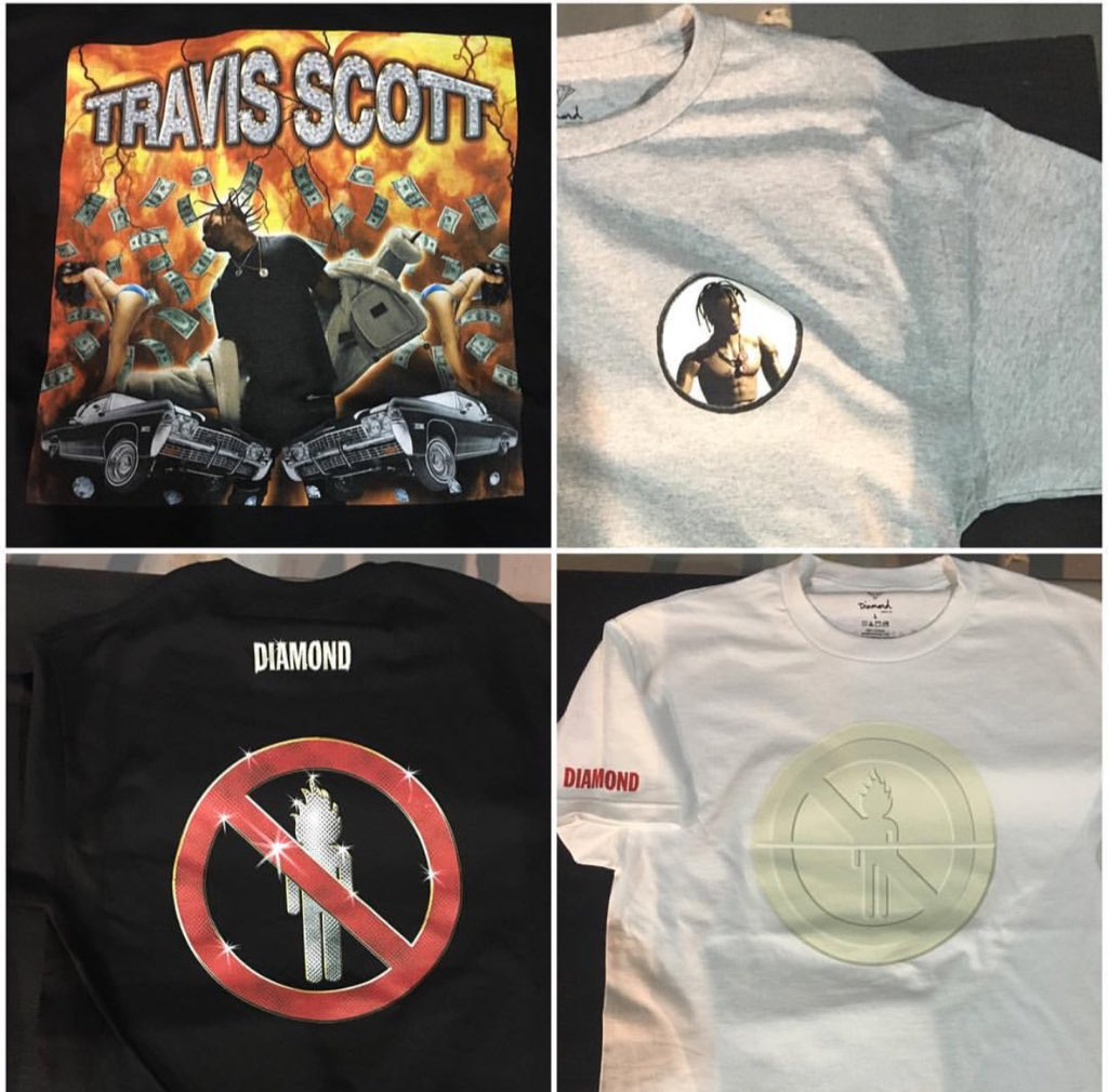 These are just some of the goods we are dropping with our longtime friend @trvisXX #diamondlife #antidote https://t.co/YBkHIPUKvA