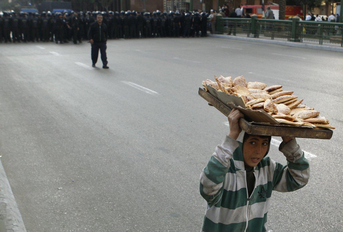 Thumbnail for On 25 January 2011 in Egypt's Tahrir square