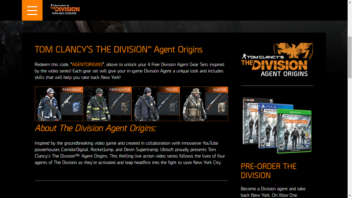 The Division 2 News on Twitter:
