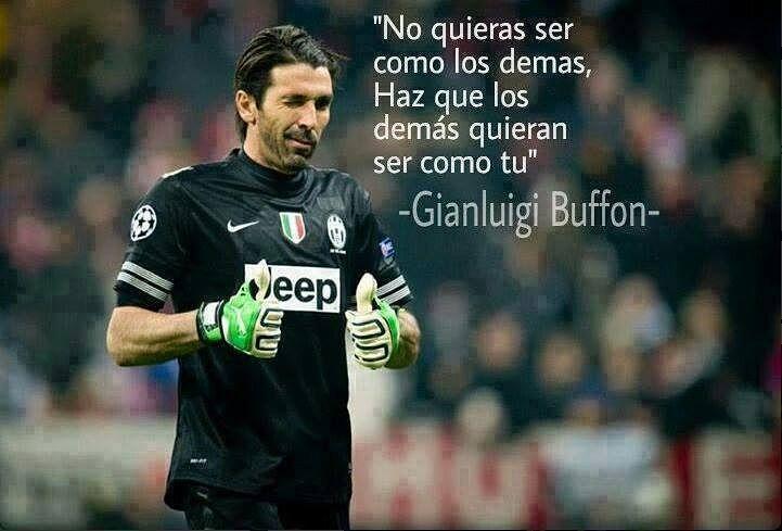 Frases De Fútbol On Twitter Grande Buffon
