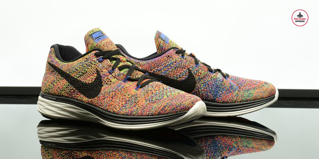 wholesale dealer ccf60 db1c5 ... nike flyknit lunar 3 Foot Locker on Twitter ...