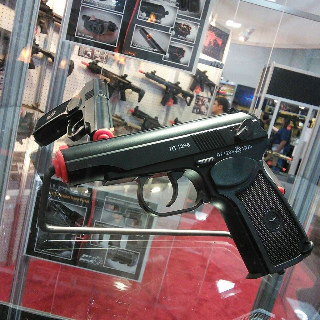 #ICS #Handgun #Makarov in #2016Shotshow. #icsairsoft #icsbbairsoft #icsbb #icsgun #icshand… https://t.co/5hrklgEAcN https://t.co/9CzaxFEp5B