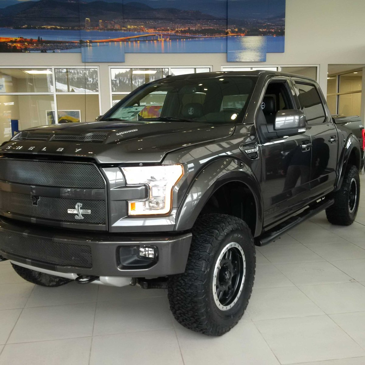 dan tellier on twitter 2016 shelby f150 for sale only at orchard ford kelowna over 700hp. Black Bedroom Furniture Sets. Home Design Ideas