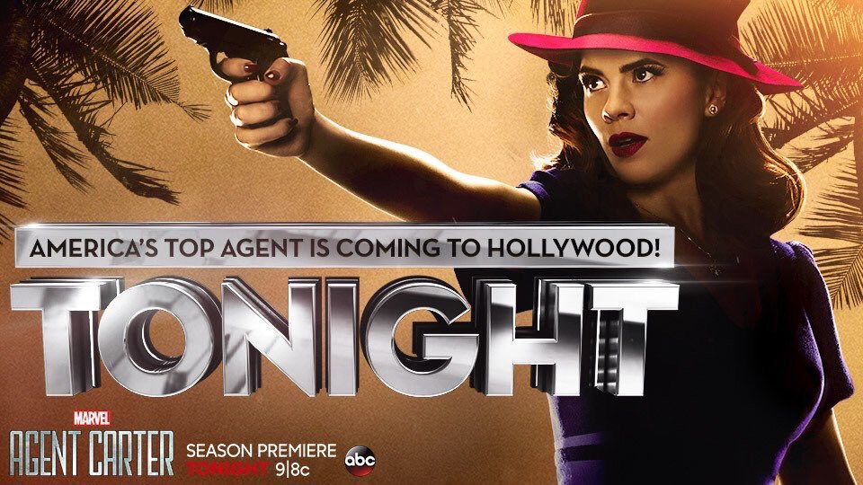 Thumbnail for #AgentCarter 201
