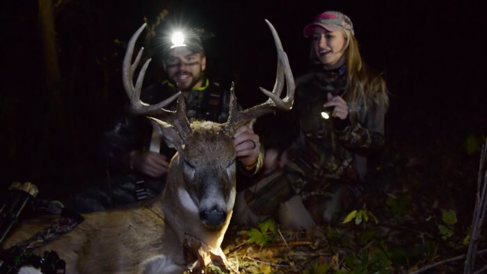 He scores again! Congrats on your biggest buck to date @jrjanis! https://t.co/3PC4THIaVx
