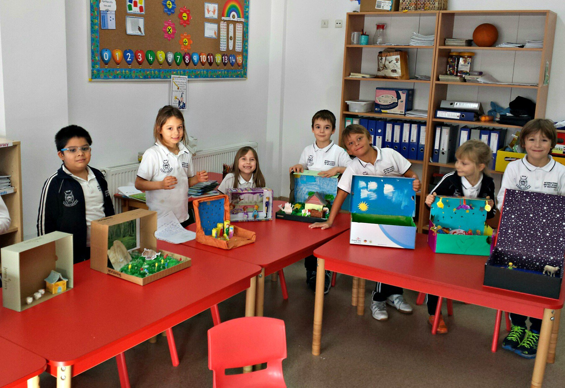"""Make Your Own Diorama: IBSB On Twitter: """"Check Out Year 2C Making Their Own Shoe"""