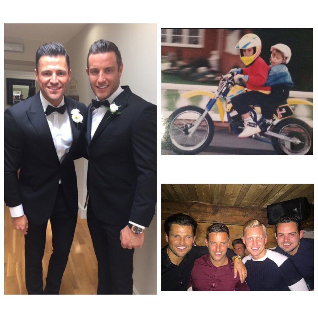 Happy birthday to my little cousin @MarkWright_ #Proud #Driven  #PainInTheArse #LoveYouLikeBrother have a great day https://t.co/gawG14GgBj